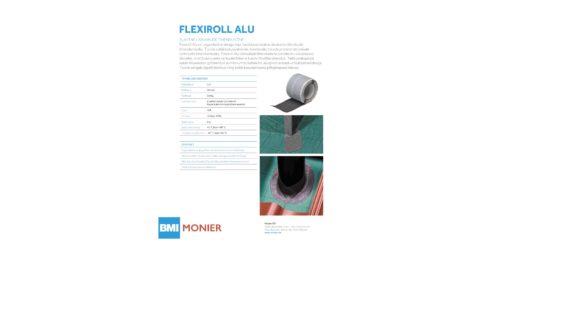 Flexiroll ALU tihendusteip tooteleht