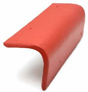 Katuse äärekivi Ormax punane