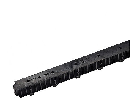Ventileeriv kõrgendusliist 1m 25mm/31mm