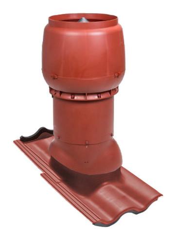 Ventilatsiooni läbiviigu komplekt XL 200 mm Punane